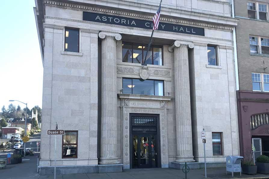 Astoria City Hall