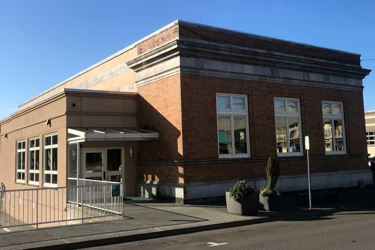 Judge Guy Boyington Building